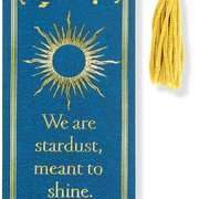 Beaded Bookmark, Celestial