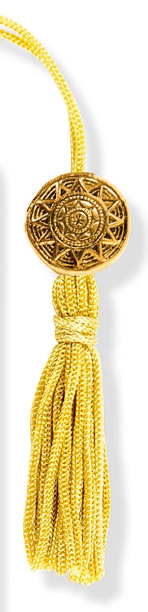 Beaded Bookmark, Celestial