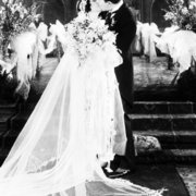 The Bride&Groom 1920, Greeting Card