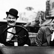 "Laurel&Hardy""Leave-laughing, Greeting Card"