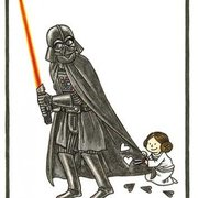 Vader's Little Princess Journal