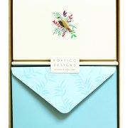 Tropical Bird Notecards