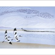 Tide Rising, Greeting Card