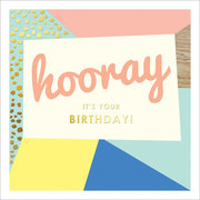 Hooray!, Roxie, Greeting Card