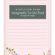 Stapleton Park, Magnetic To-Do Pad