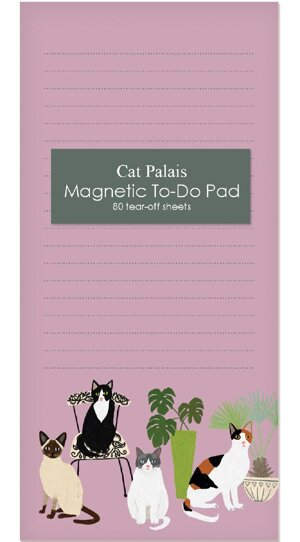 Cat Palais, Magnetic To-Do Pad