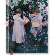 John Singer Sargent: Carnations, Journal
