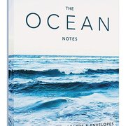 The Ocean Notes, 20 Notecards And Envelopes
