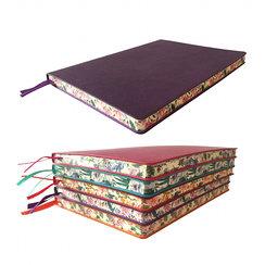 Purple Artisan Notebook