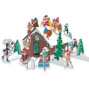 Chalet Snow Advent, Pop & Slots-Xmas
