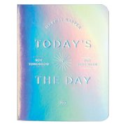 Today's The Day Holographic Luxe Pocket Planner