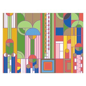 Frank Lloyd Wright Designs Greeting Assortment