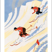 NC C.Wyatt/The Race c.1932