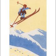 NC C.Wyatt/Gelandersprung,ca 1932