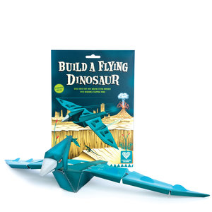 Build a Flying Dinosaur