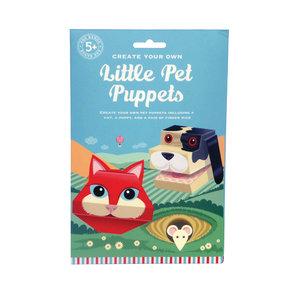 Little Pets Puppets