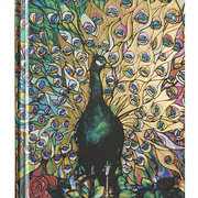Tiffany, Displaying Peacock, Sketch Book