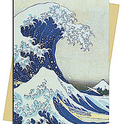 Great Wave (Hokusai) Greeting Card