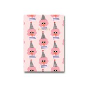 Party Girls A6 Notebook