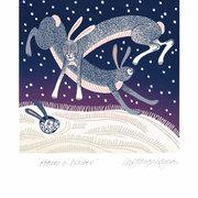 NC L.Farquharson/Hares Winter