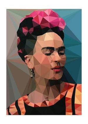 Frida 2, Greeting Card