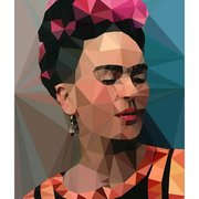 Frida 2, Greeting Card