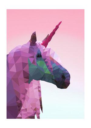 Unicorn, Greeting Card