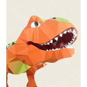 T Rex, Greeting Card