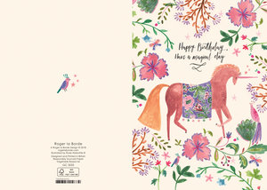 Magical Unicorn Birthday, Cards - RLB/First Press