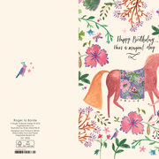 Magical Unicorn Birthday, Cards - RLB/First Press