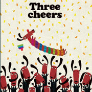 Odd Dog Three Cheers O/W, Cards - Petite