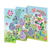 Egg Pile Tri-fold, Cards - Petite Trifold