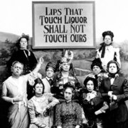 Lips That Touch Liquor Shall Not Touch Ours, Greeting Card