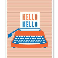 Hello Hello, Postcard