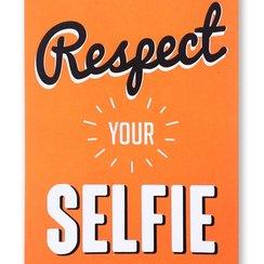 Respect your Selfie, Vykort
