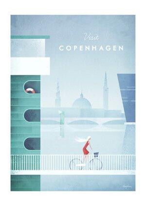 Visit Copenhagen, Greeting Card