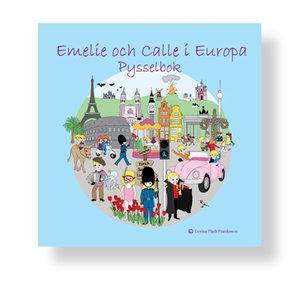 Emelie och Calle i Europa