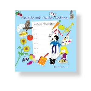 Emelie och Calles listbok