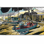 "NC R.Bawden/""Wivenhoe Waterfro"
