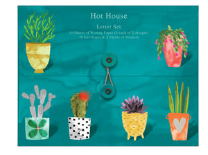 Hot House, Writing Paper Sets