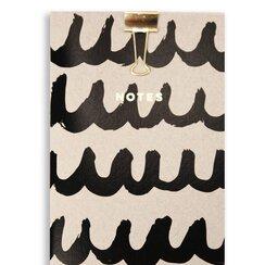 Waves, A6 Notebook