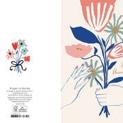 Anniversary Bouquet, Cards - Petite