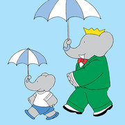 Babar m'card umbrellas