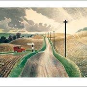 NC E.Ravillous/Wiltshire Landscape