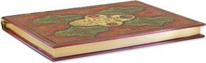 Floral Parchment, Bookbound Journal