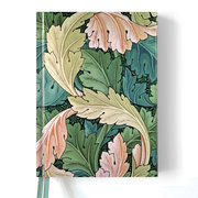 Acanthus by William Morris, Foiled Pocket Journal