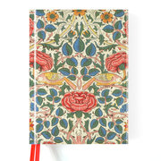 Rose by William Morris, Foiled Journal