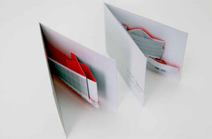 ArchiPops,  6 Pop-up Notecards