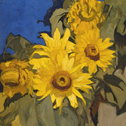 Sunflowers, Greeting Card
