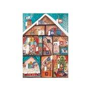 Little House, Advent Calendar Cards